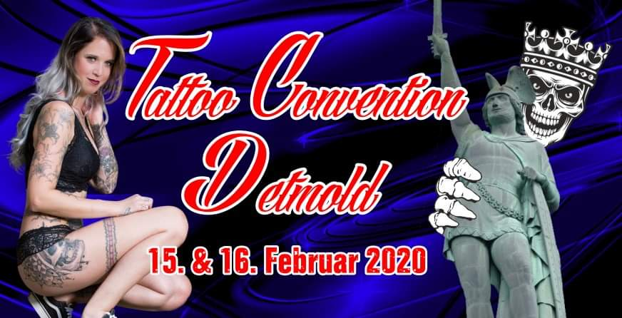 Detmolder Tattooconvention
